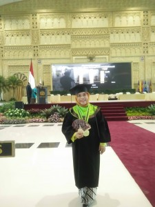 Dr. Dra. Siti Hanifa, M.Pd.